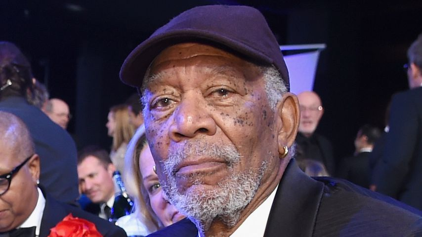 Morgan Freeman, Hollywood-Star
