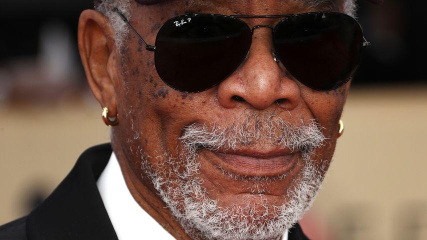 Morgen Freeman, Schauspielerr