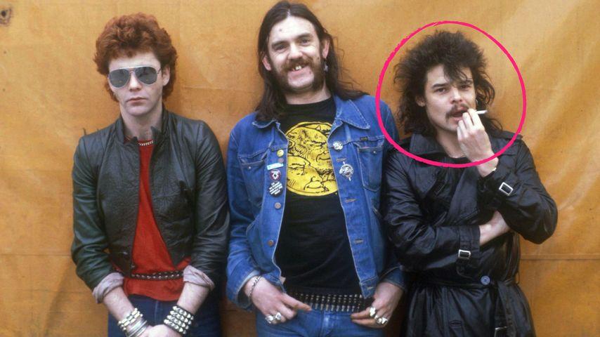 Motörhead trauert: Ex-Drummer Phil Taylor (✝61) verstorben