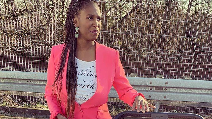 """""""Let's Dance""""-Jurorin Motsi Mabuse, Februar 2018"""