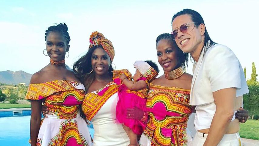 Party bis 4 Uhr nachts: So schön feierte Motsi ihre Hochzeit