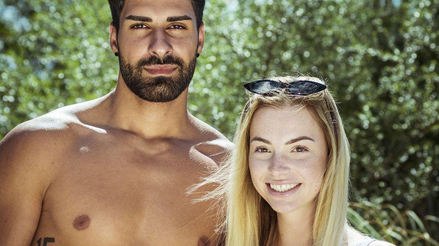 "Murat und Julia, ""Love Island""-Couple"