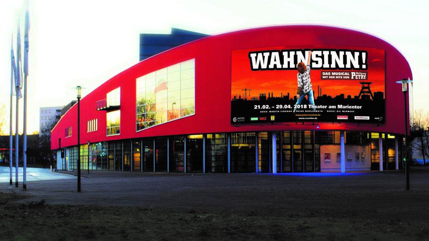 "Das Wolfgang Petry-Musical ""Wahnsinn"""