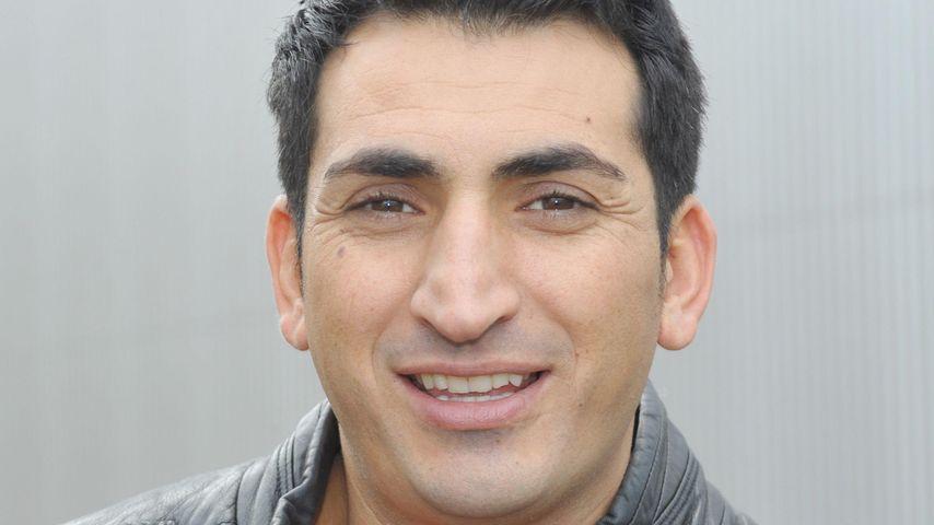 Mustafa Alin in einer Lederjacke