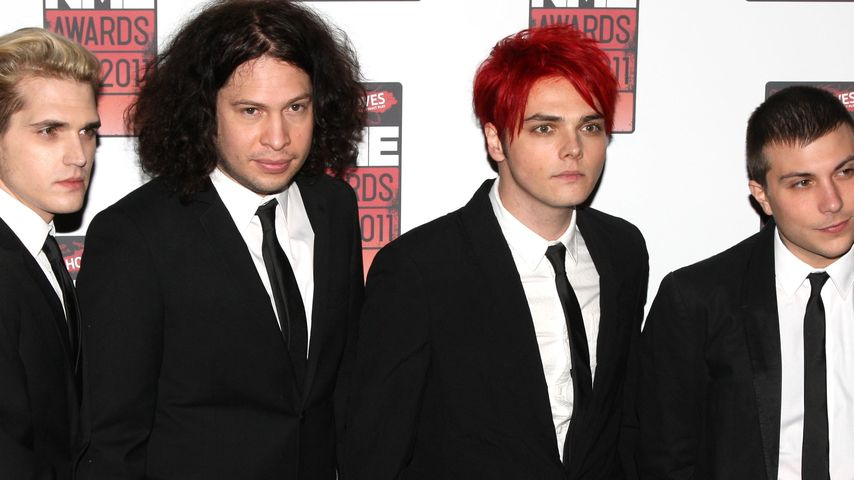 Hasta la vista! My Chemical Romance trennen sich