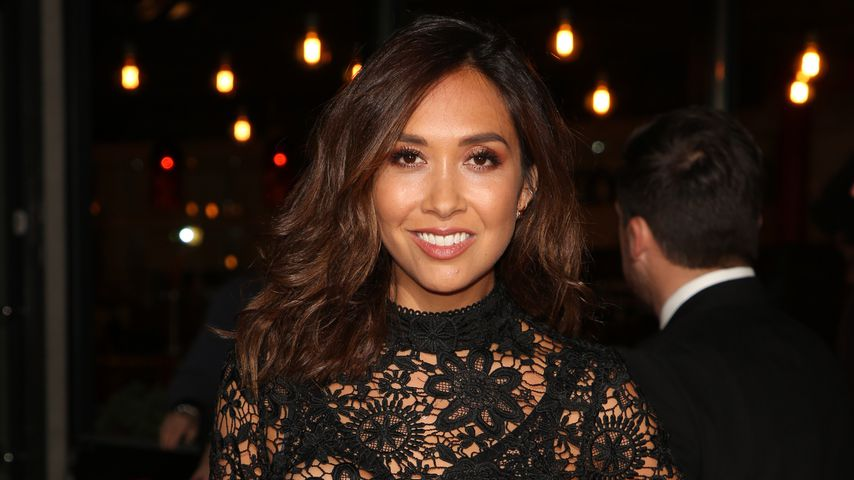 Myleene Klass bei den Attitude Awards in London