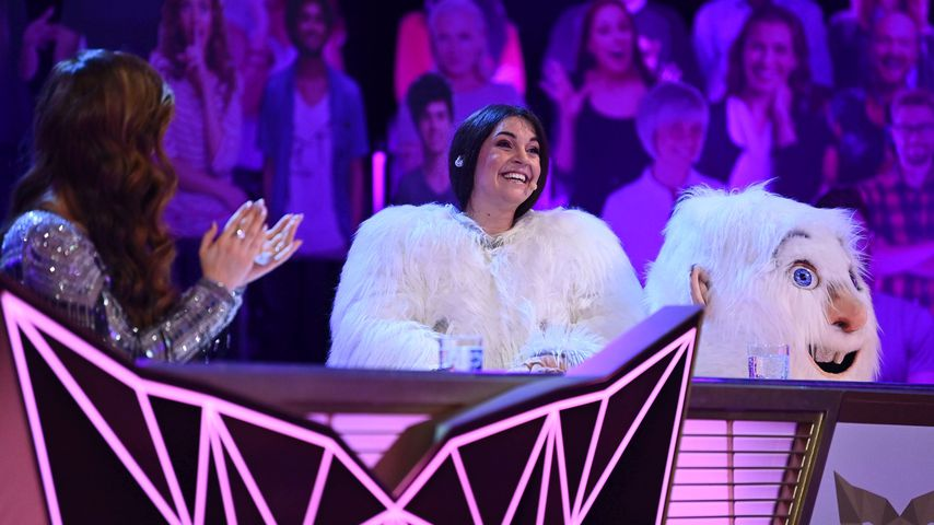 """Nadine Beiler als Yeti bei """"The Masked Singer Austria"""""""