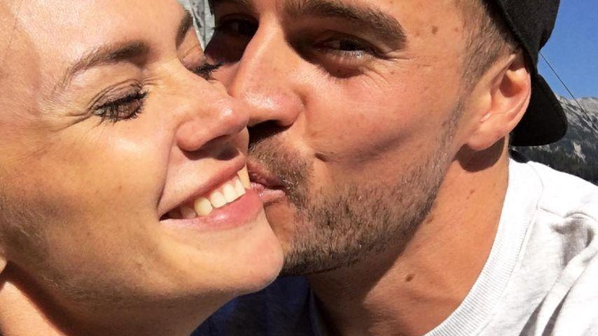"""""""Glücksgefühle"""": Nadine Klein & ihr Alex auf Wolke sieben!"""