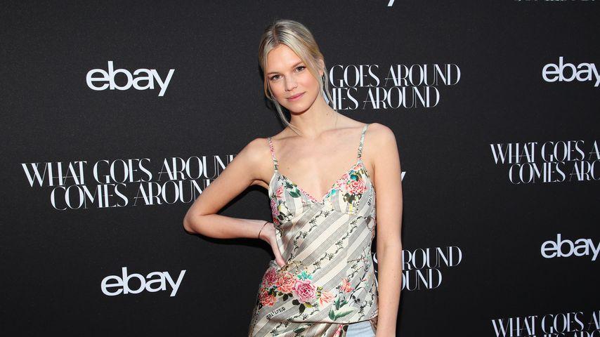 Model Nadine Leopold