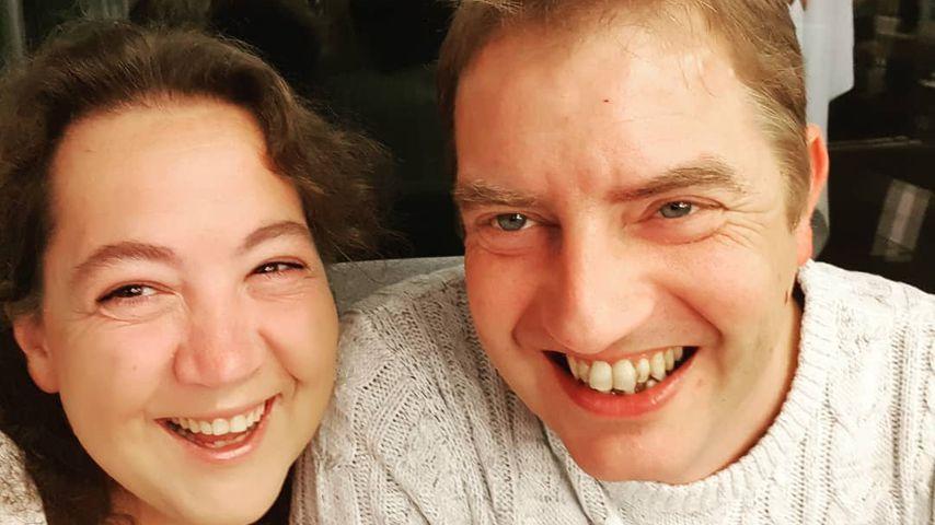 """Nadine und Benny Morath, """"Bauer sucht Frau""""-Paar"""