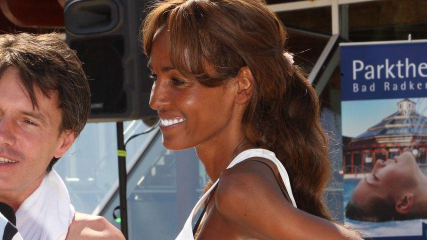 Nadja Abd el Farrag, Moderatorin