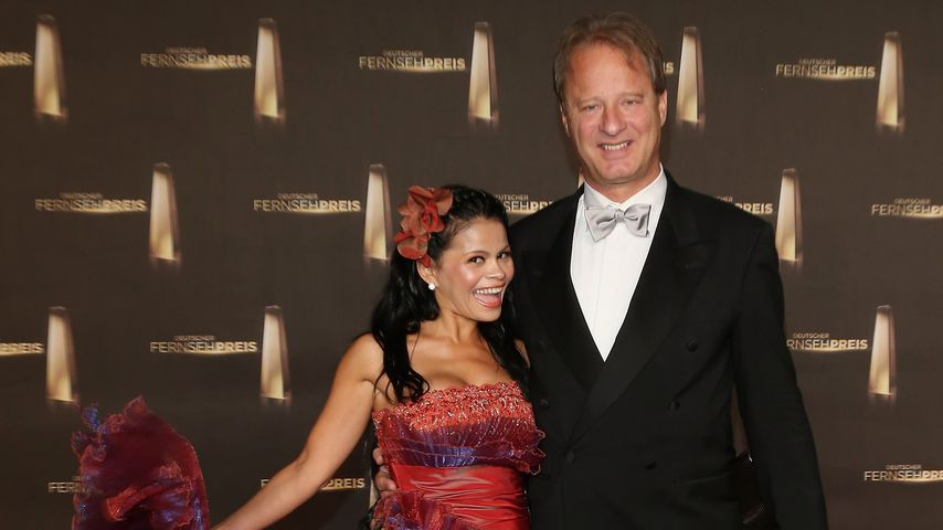 Nadja da Silva und Tom Gerhardt, Oktober 2012