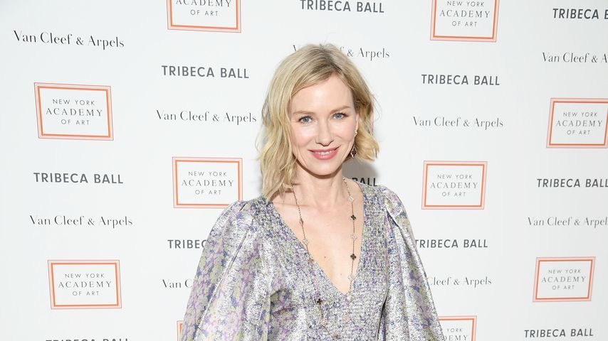 Naomi Watts beim TriBeCa Ball in der New York Academy of Art