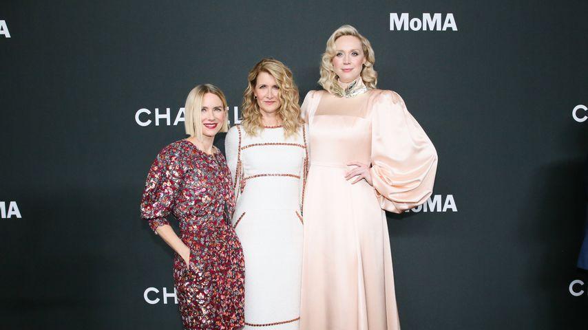 Naomi Watts, Laura Dern und Gwendoline Christie