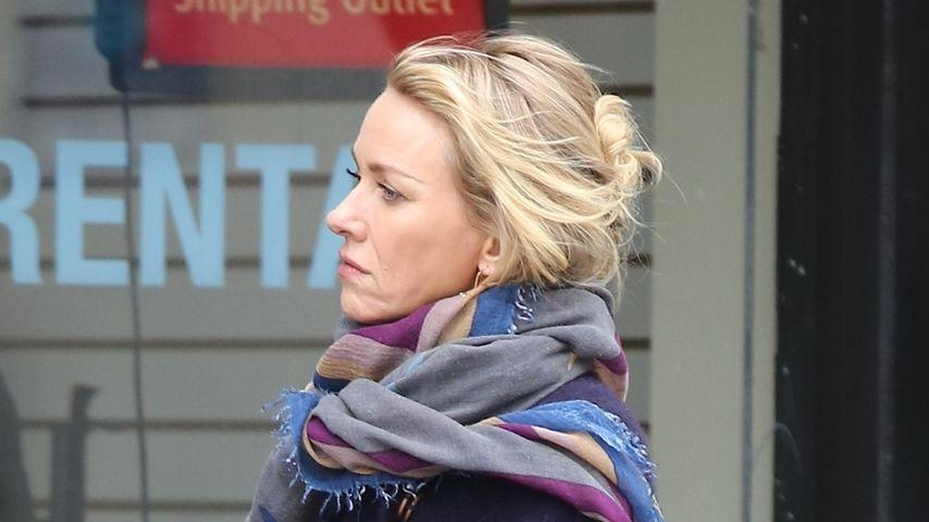 """Naomi Watts während der Dreharbeiten zu """"Gypsy"""" im November 2016 in New York"""