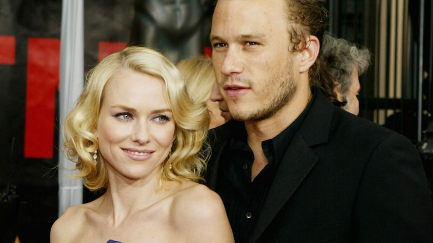 Naomi Watts und Heath Ledger bei den SAG Awards 2004