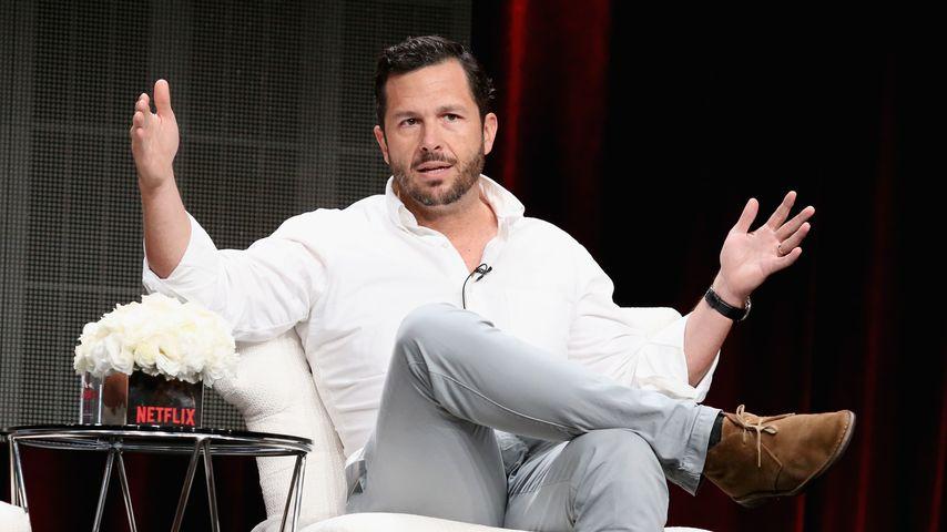"""""""Narcos""""-Produzent Eric Newman bei einem """"Netflix""""-Event"""