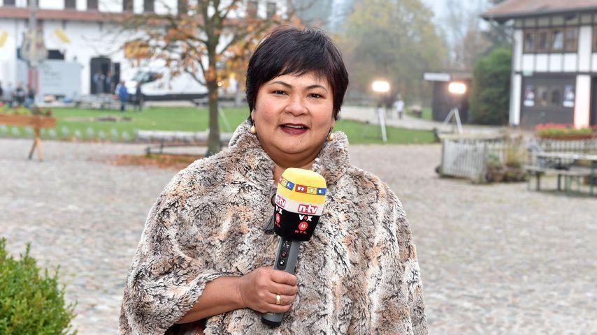"""""""Bauer sucht Frau""""-Finale: Das ist Narumol als Reporterin"""