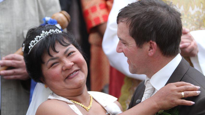 Zehn Jahre Ehe: Narumol und Josef feiern ihr Liebesjubiläum!