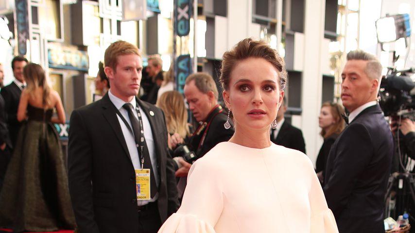 Natalie Portman bei den Screen Actors Guild Awards 2017