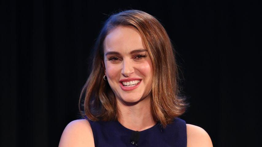 Natalie Portman: Seltene Liebesbotschaft an ihren Mann!