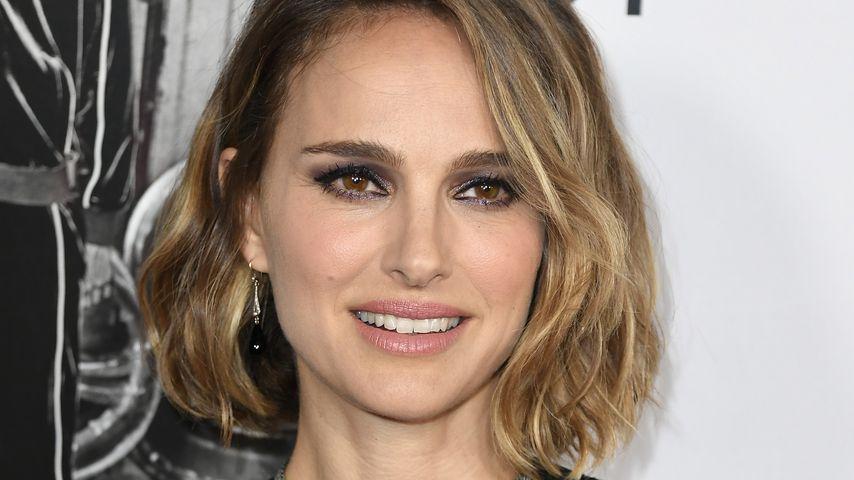Natalie Portman im November 2019 in Hollywood