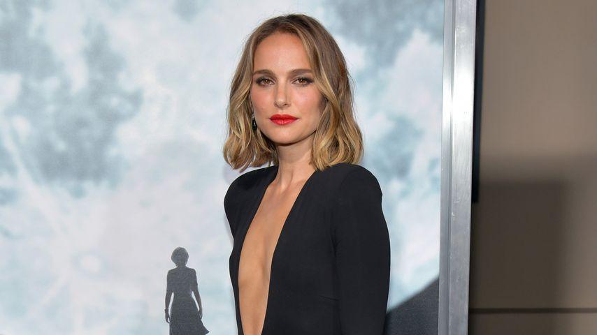 Schauspielerin Natalie Portman im September 2019