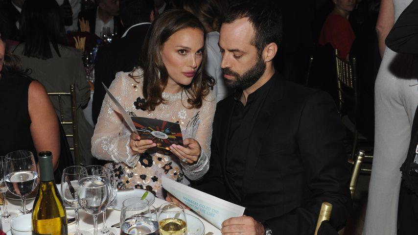 Natalie Portman und Benjamin Millepied bei den Gotham Independent Film Awards 2016 in New York