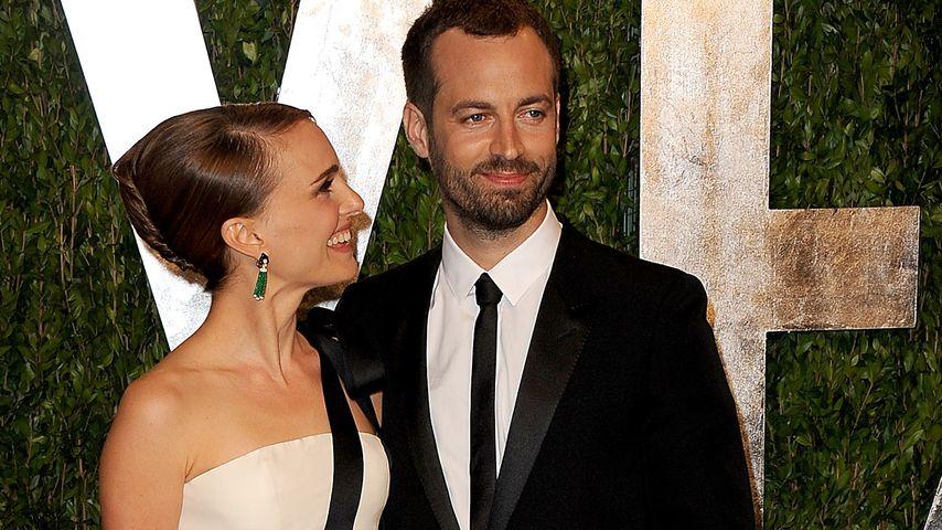 Natalie Portman: Ist das ein kleiner Baby-Bauch?