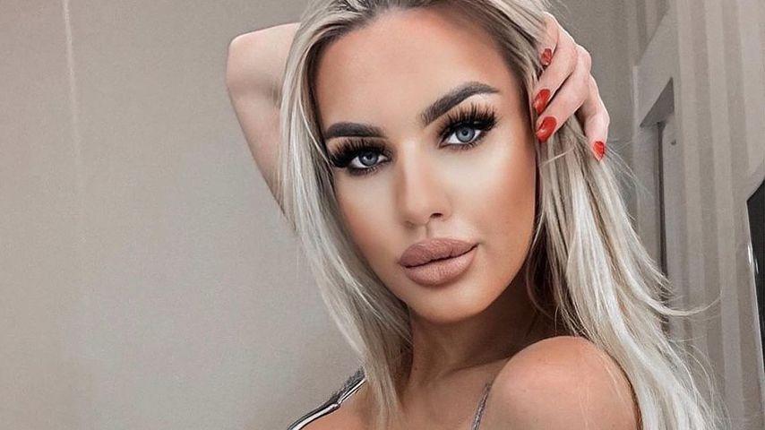 Natalija Scekic, serbisches Model