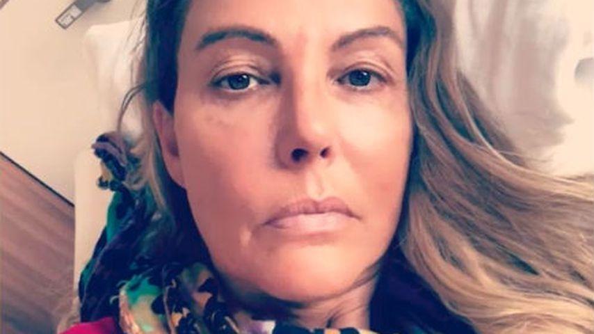 Wirbelsäulen-OP: Natascha Ochsenknecht liegt im Krankenhaus!