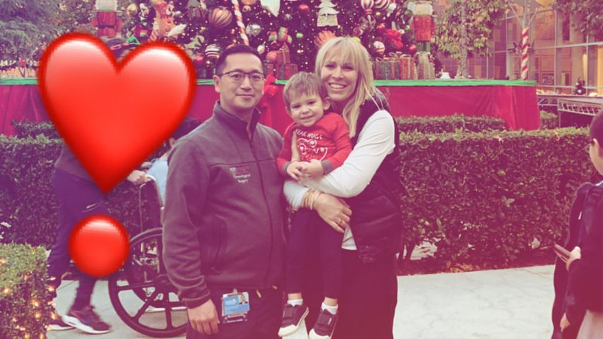 Ihr Sohn überstand Hirn-OP: Natasha Bedingfield dankt Arzt