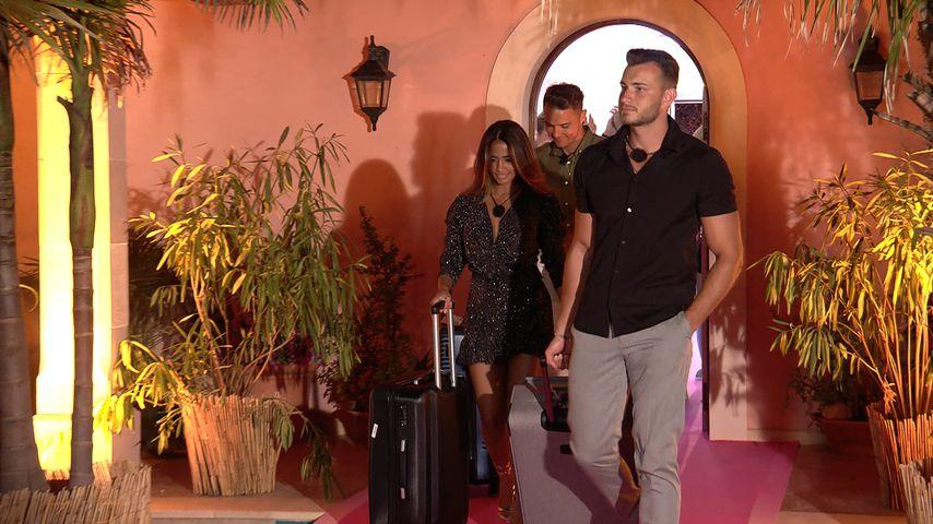 """Nathalia, Tobias und Luca bei """"Love Island"""""""