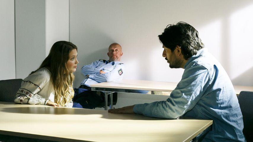 Nathalie (Amrei Haardt) und Maximilian (Francisco Medina)