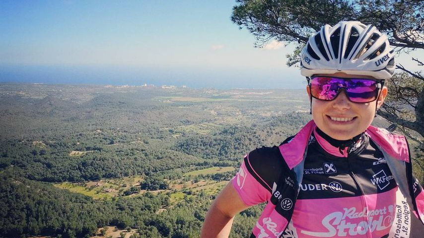 Sportlerin Nathalie Birli