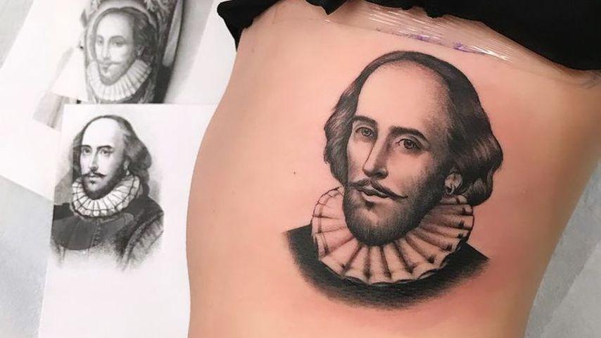 Nathalie Volks Tattoo