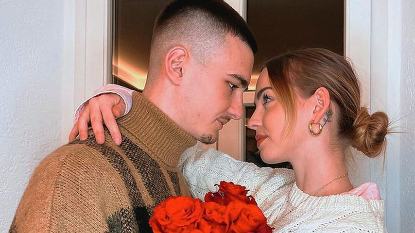 Nathan Goldblat und Nika Sofie