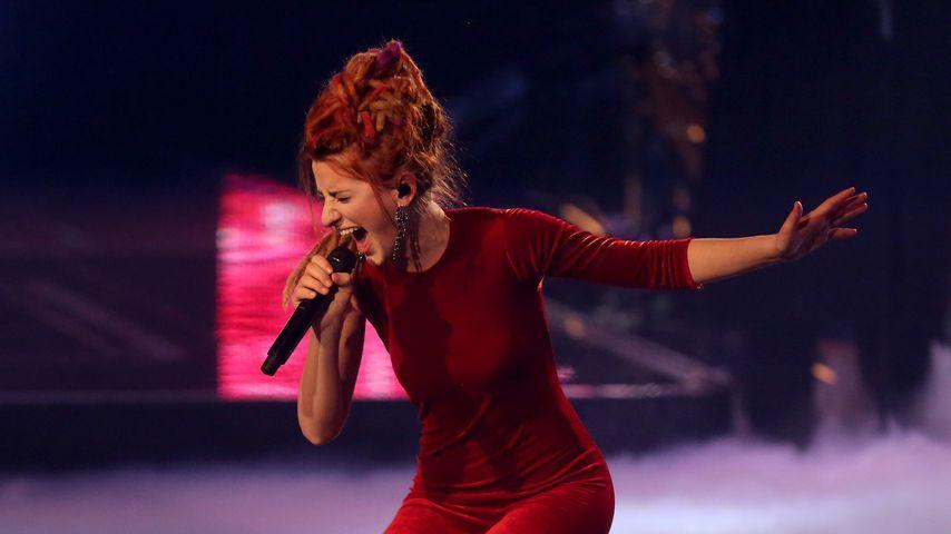 """Natia Todua im Halbfinale von """"The Voice"""" 2017"""