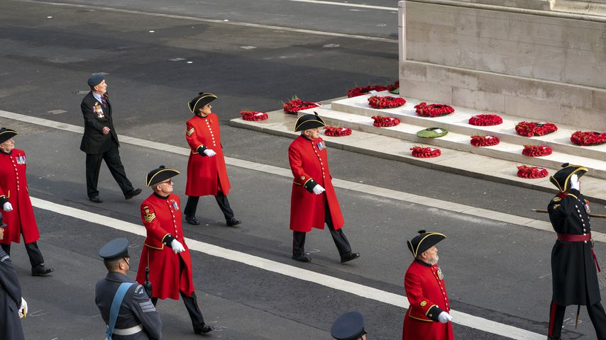 National Service of Remembrance 2020 in London