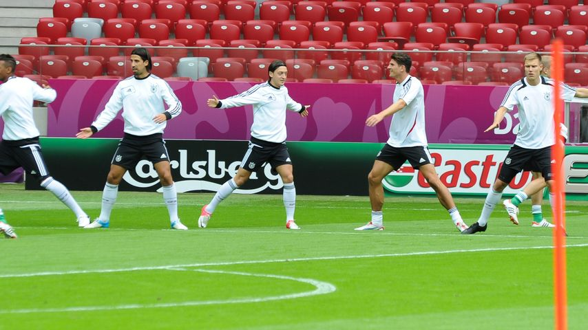 Italien-Trainer lobt DFB: Angst vor Niederlage?
