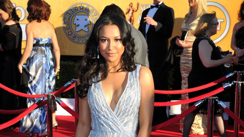 Naya Rivera bei den Screen Actors Guild Awards 2012