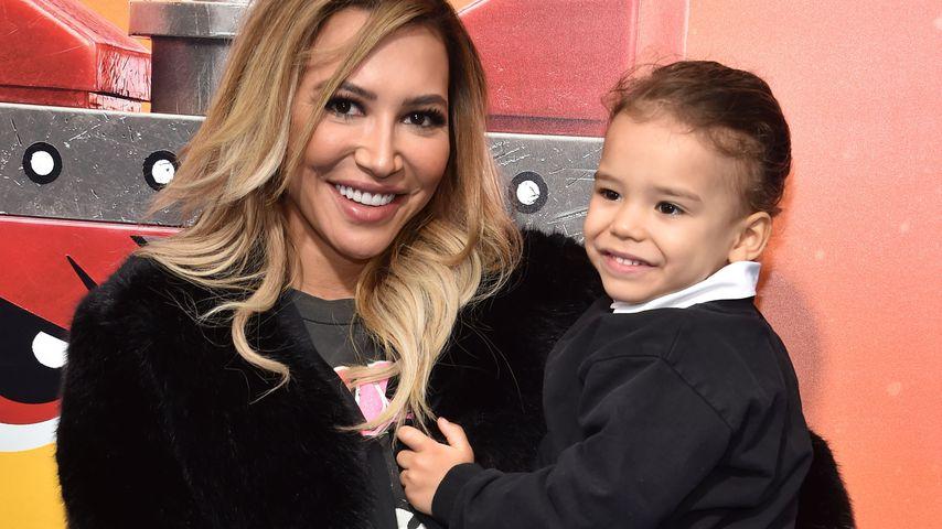 Naya Rivera und ihr Sohn Josey