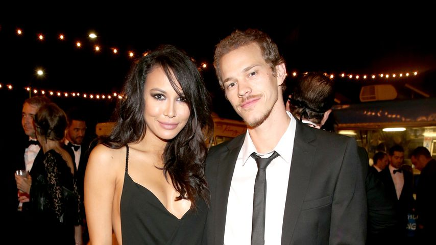 Naya Rivera und Ryan Dorsey in Los Angeles, 2014