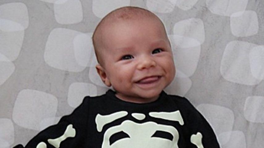 Kleines Skelett: Naya Rivera zeigt zum 1. Mal ihr Baby Josey