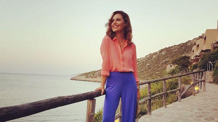 Nazan Eckes auf Kreta