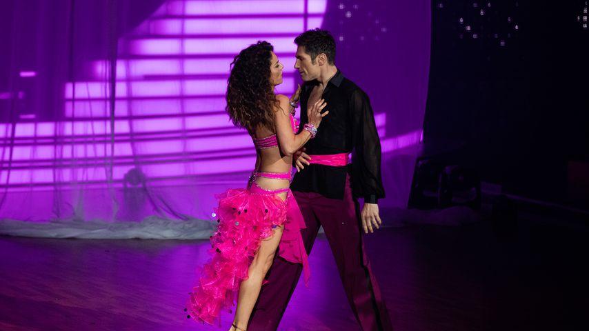 "Nazan Eckes und Christian Polanc bei ""Let's Dance"""