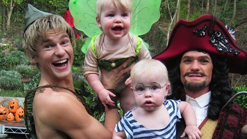 Neil Patrick Harris' Familie