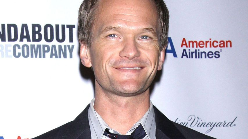 Verspielt: Neil Patrick Harris liebt Roger Rabbit!