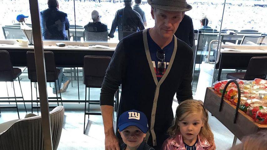 Neil Patrick Harris' Zwillinge: Football? Lieber Eis!