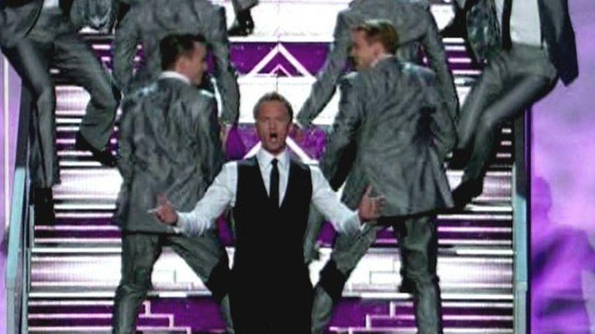 Das ist Neil Patrick Harris' Emmy-Tanz!